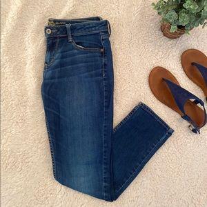 Arizona Dark Wash Skinny Jeans